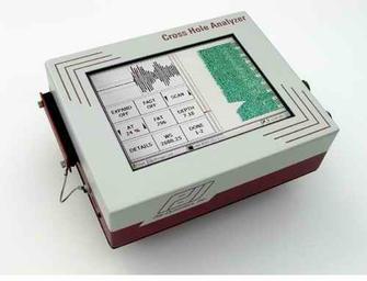 pcb设计跨孔透射法超声波检测仪